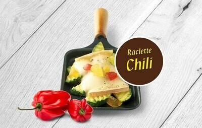 Küssnachter Raclette Chilli - laktosefrei (500g)