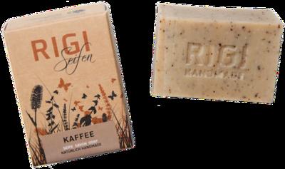 BIO Kaffee Block Seife