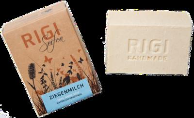 BIO Ziegenmilch Block Seife