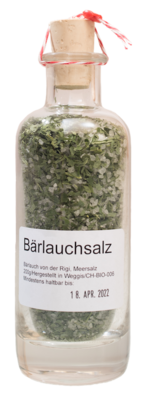 BIO Bärlauchsalz (200g)