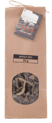 BIO Minze getrocknet (20g)