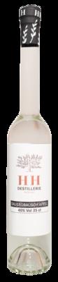 BIO Sauergrauch Apfel Edelbrand (35cl / 40% Vol)