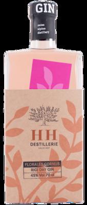 BIO Florales Cornus Rigi Dry Gin (70cl / 45% Vol)