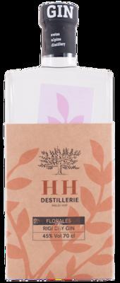 BIO Florales Rigi Dry Gin (70cl / 45% Vol)