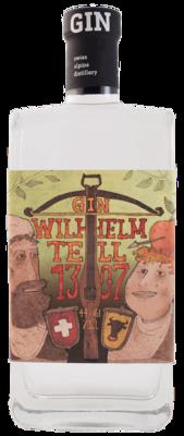 BIO Gin Wilhelm Tell 1307 (70cl / 44% Vol)
