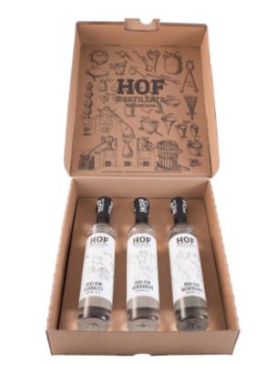 BIO Rigi Trio Gin (3x10cl / 45% Vol)
