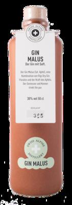 BIO Gin mit Saft - Malus/Apfel (50cl / 30% Vol)