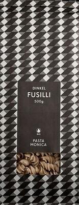 BIO Pasta - Dinkel Fusilli (500g)