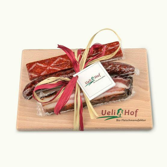 BIO Gourmet Brettli (Geschenkbox)