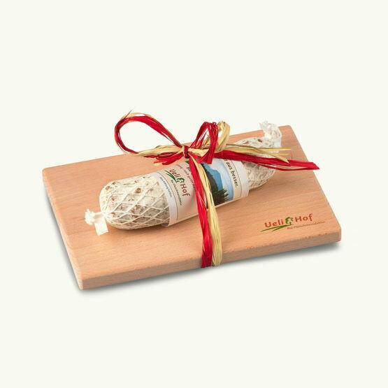 BIO Salami Brettli (Geschenkbox)