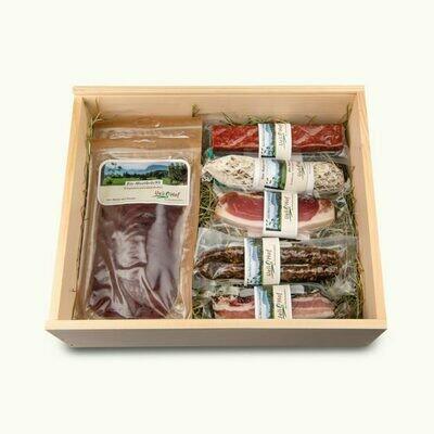 BIO Gourmet Kistli (Geschenkbox)