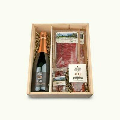 BIO Sekt Frühstück (Geschenkbox)