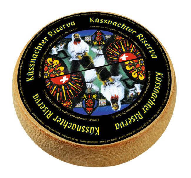 Küssnachter Riserva - laktosefrei (500g)
