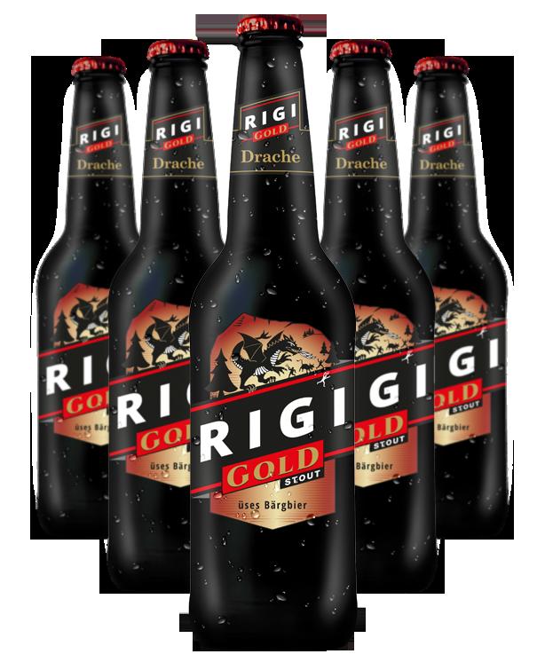 Rigi Bier - Drache