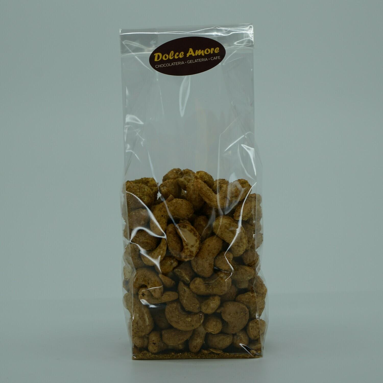 Curry Cashewnüsse (150g)