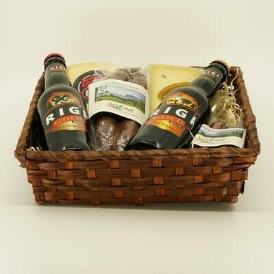 RIGI Bier-Körbli (Geschenk)