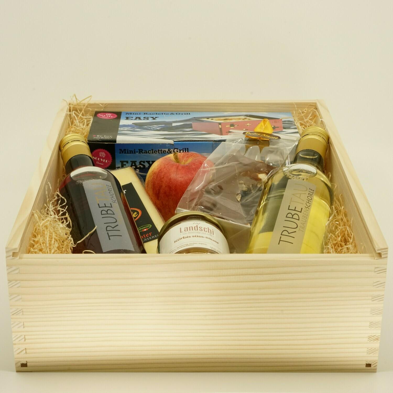 RIGI Raclette Kistli alkoholfrei (Geschenk)