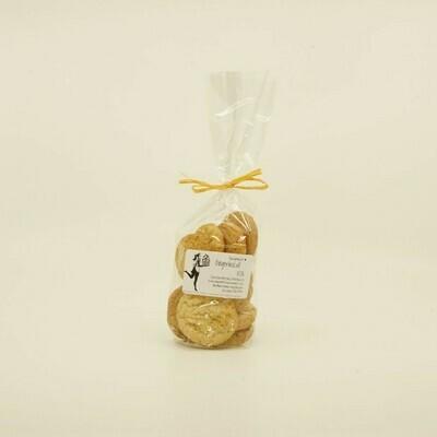 Gingerbiscuit - gluten- und laktosefrei (10 Guetzli)