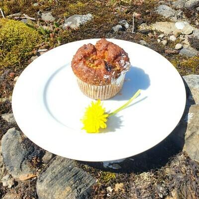 Muffin Surprise – gluten- und laktosefrei