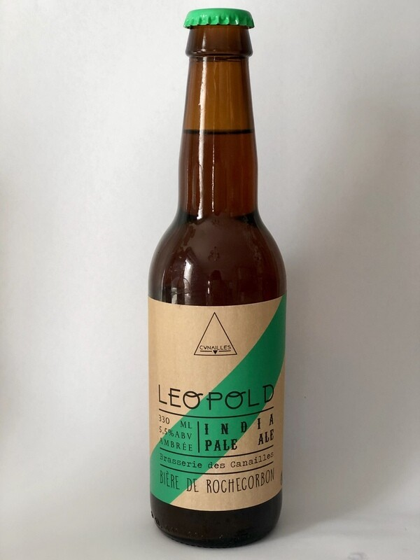 LEOPOLD (IPA) - 33cl / 5,5°