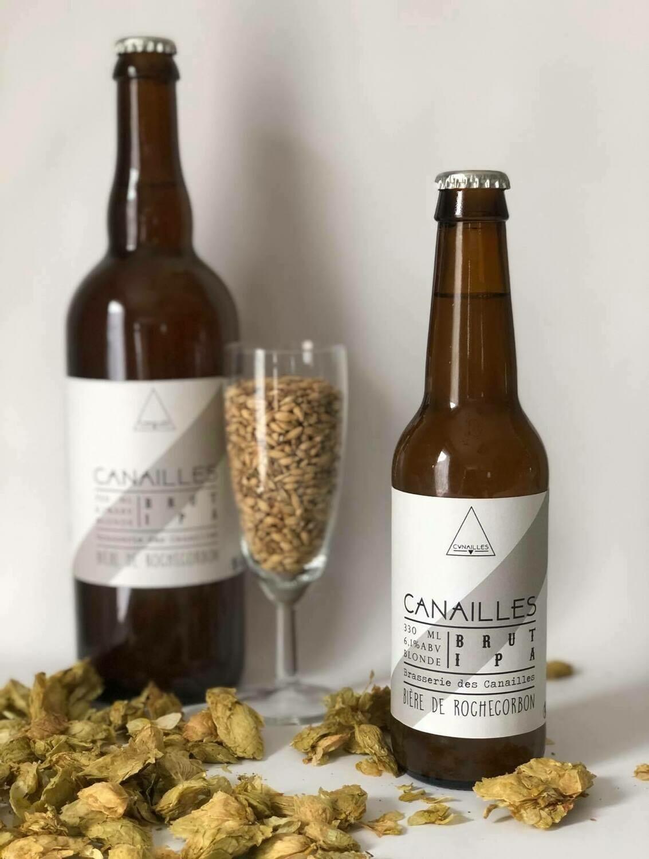 CANAILLES (Brut IPA) - 75cl / 6,1°