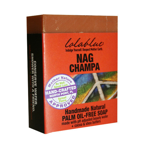 Lolablue-Soap-Nag Champa