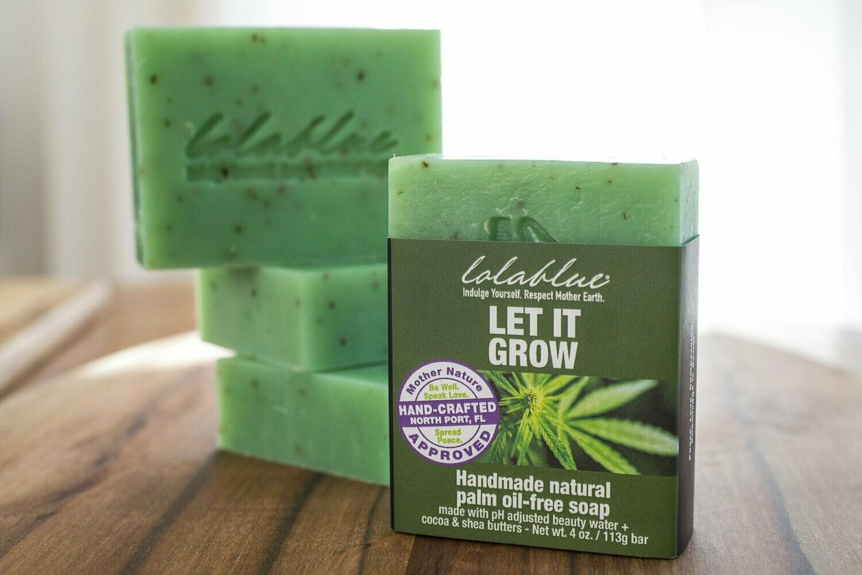 Lolablue-Soap-Let It Grow