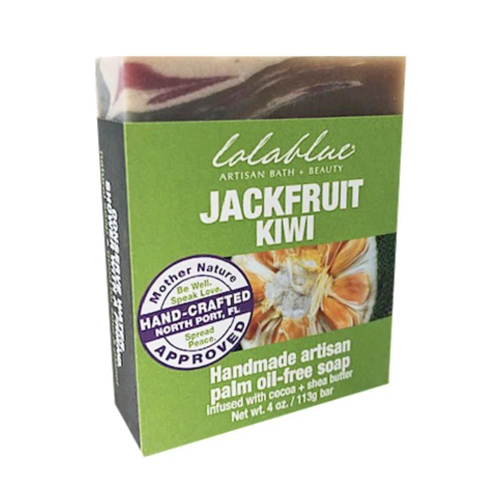Lolablue-Soap-Jackfruit Kiwi