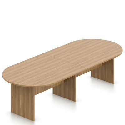 """OTG 120"""" Wide Racetrack Conference Table"""