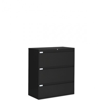 "Global 9300 Plus Series 36""W 3 Drawer Lateral File"