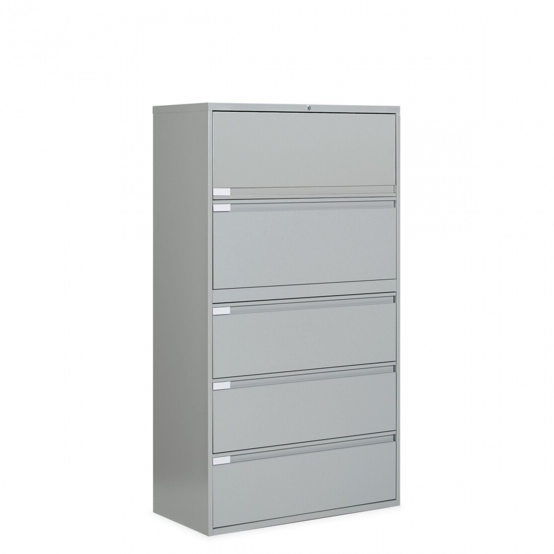 """Global 9300 Plus Series 36""""W 5-Drawer Lateral File"""