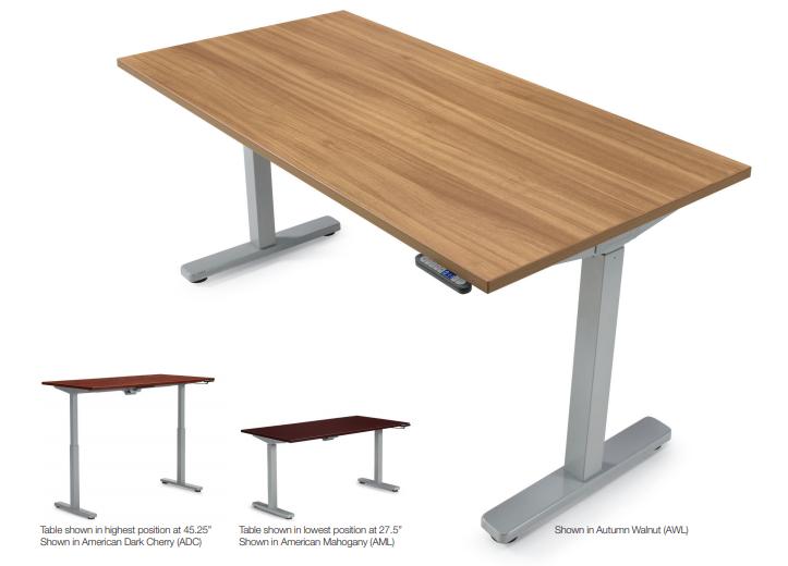 OTG Height Adjustable Desk