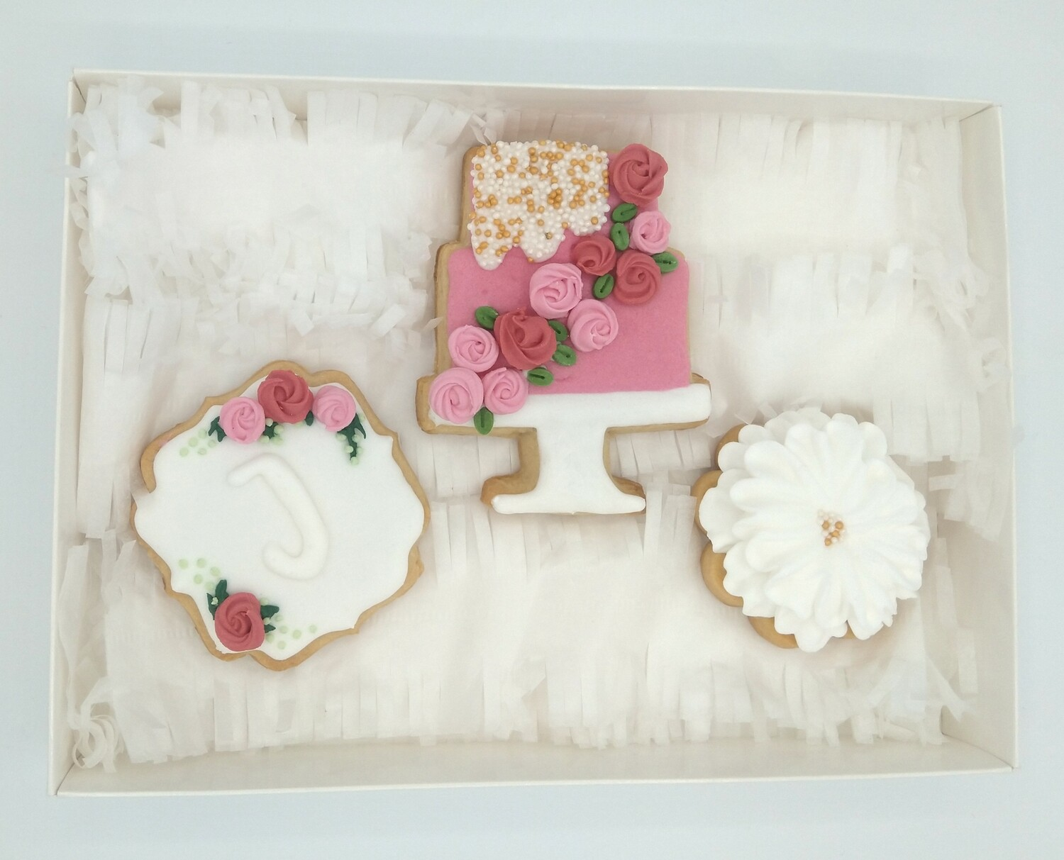 Personalized Giftbox 3 Cookies