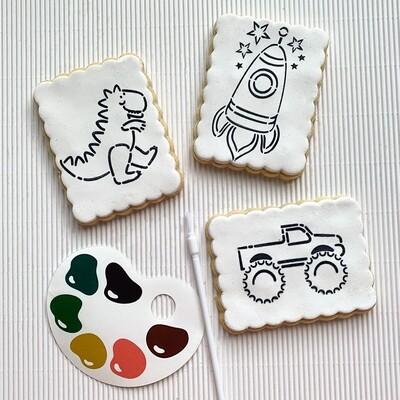 PYO Cookie set