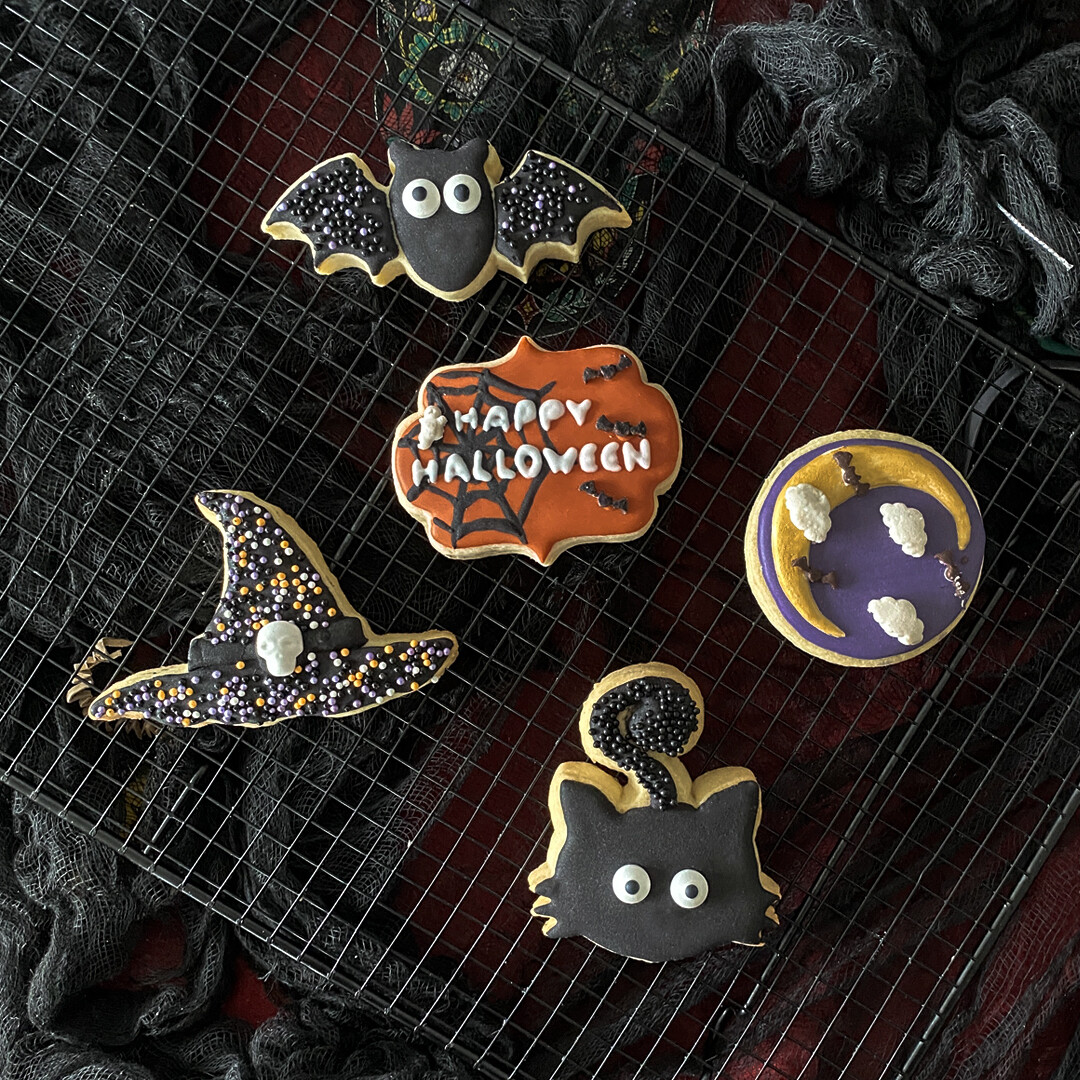 Halloween Characters (buy one or 20, you choose)