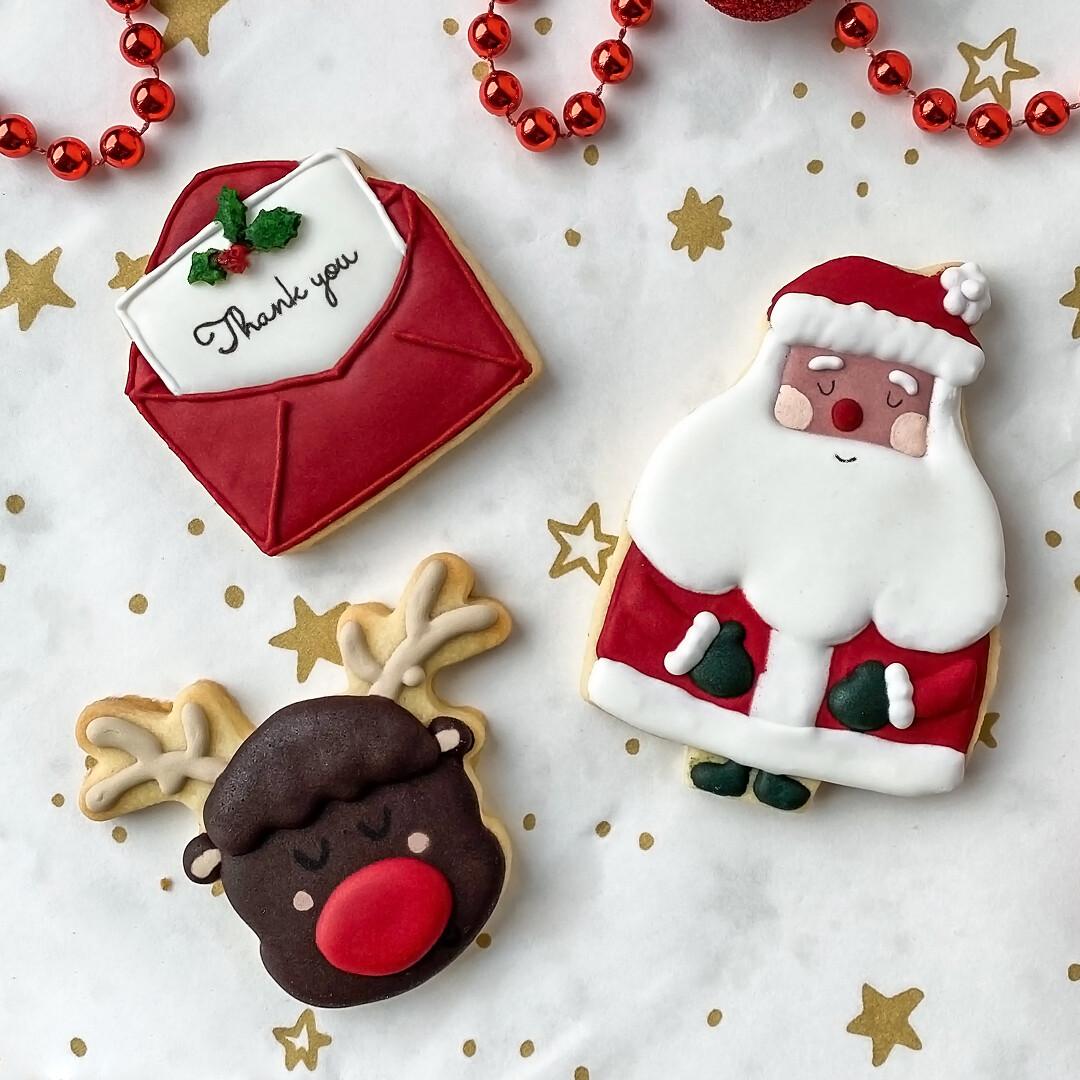Christmas Character Shop (make your own giftbox, you choose)