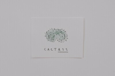 Cactus Ass
