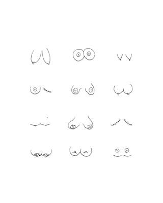Boob Chart