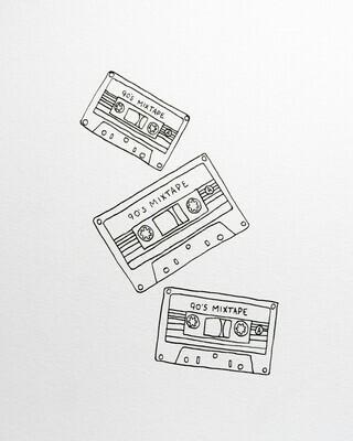 90's Mixtapes