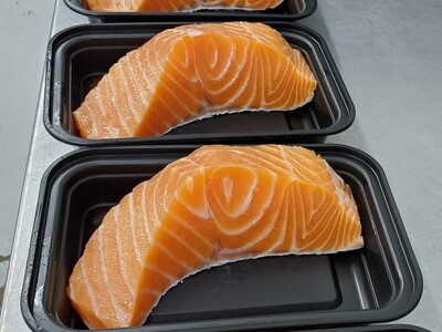 Salmon 8/9oz - Jordan Brothers Seafood  **note ordering deadline**