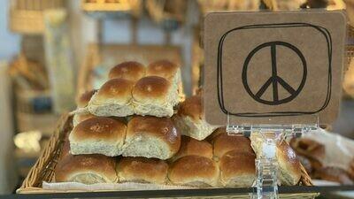 Brioch Rolls 1/2 dozen - Iggy's Bread