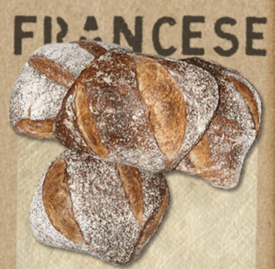 Francese Small - Iggy's Bread