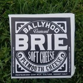 Ballyhoo Brie - Plymouth Artisan Cheese
