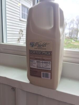 Coffee Milk - half gallon
