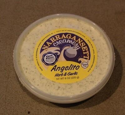 Angelito - Garlic & Herb - Narragansett Creamery