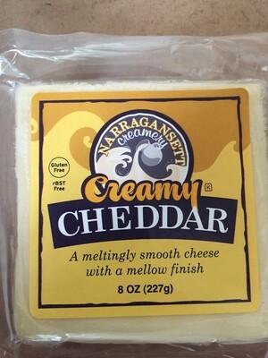 Cheddar - Narragansett Creamery