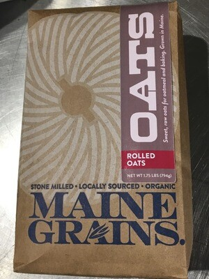 Rolled Oats - Maines Grains