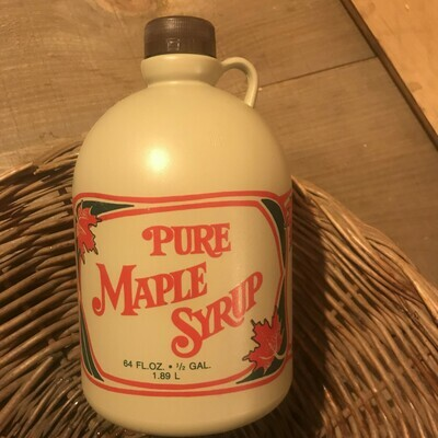 Maple Syrup - Grade A