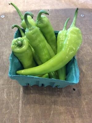 Hot Banana Pepper - Quart