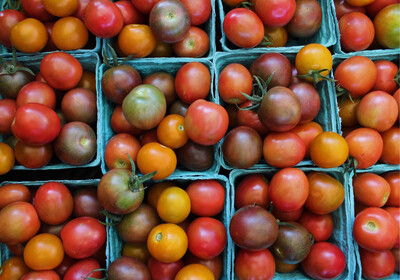 Assorted Cherry Tomatoes